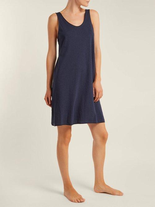 Opal Cotton Jersey Dress by Skin