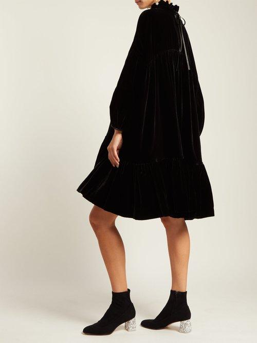 Felicity embellished suede ankle boots by Sophia Webster