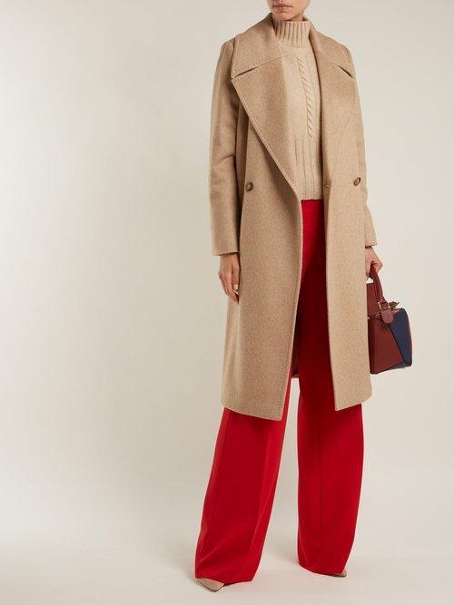 Pegola Coat by Max Mara Studio
