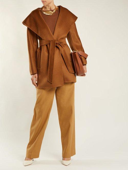 Valdese Coat by Max Mara
