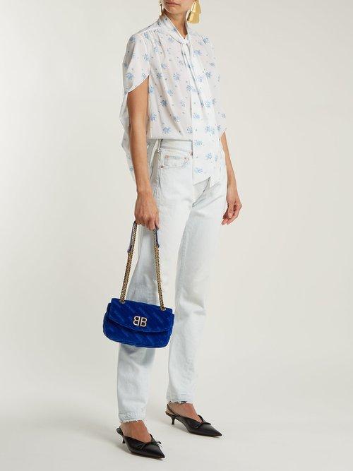 BB Round bag by Balenciaga