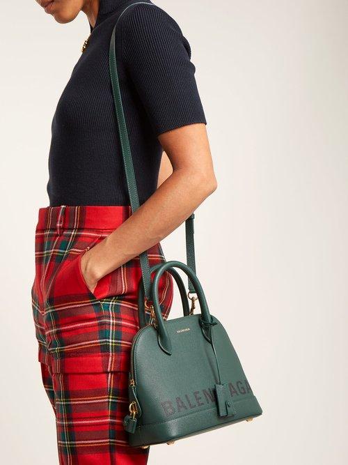 Ville S top handle bag by Balenciaga