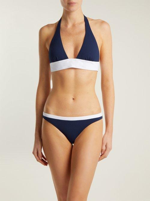 Harbour Island bikini top by Heidi Klein