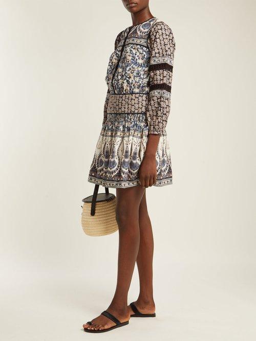 Gemma floral-print dress by Sea