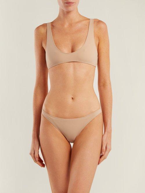 The Mercer bikini briefs by Rochelle Sara