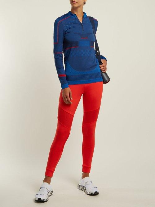 Training Seamless Performance Top by Adidas By Stella McCartney