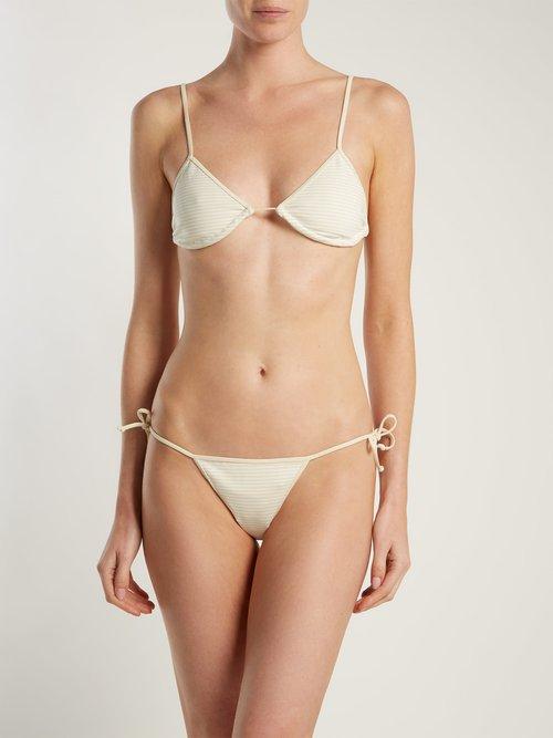 Little Harbour reversible bikini bottoms by Marysia