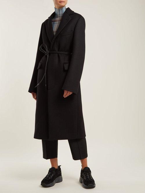 Wool Blend Overcoat by Acne Studios
