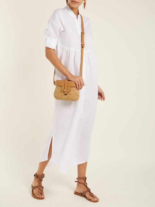 Emma Shirtdress by Gioia Bini