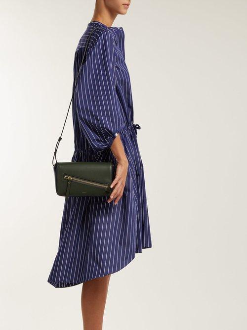 Striped Cotton Poplin Shirtdress by Maison Rabih Kayrouz