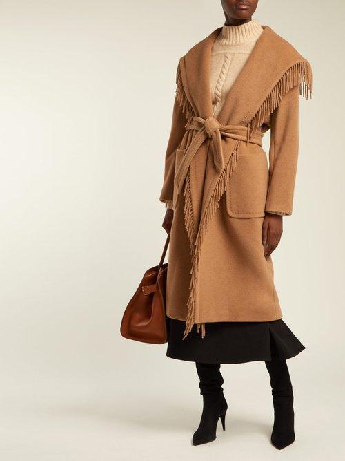 Pacos Coat by Max Mara