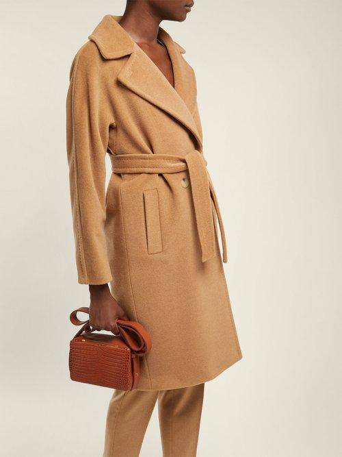 Tortona Coat by Max Mara