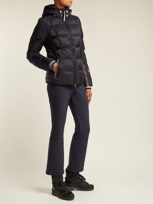 Vera Quilted Ski Jacket by Bogner