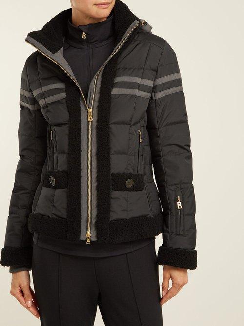 Zaida Down Filled Ski Jacket by Bogner