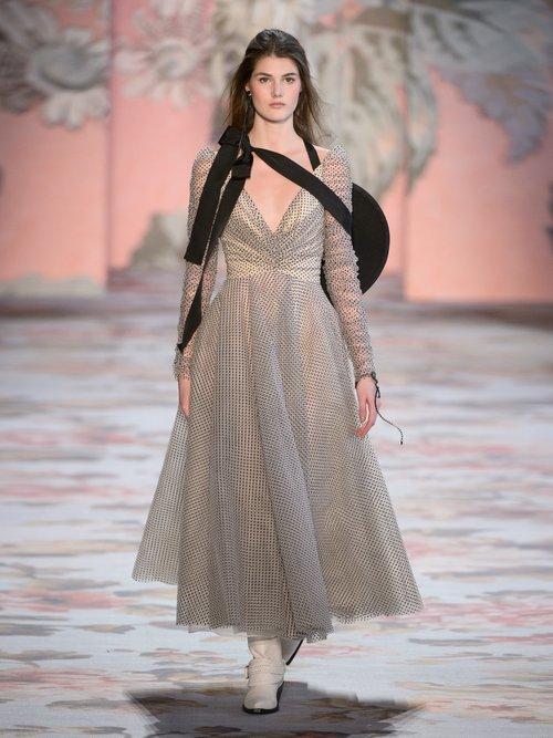 Tempest Ballet polka-dot tulle dress by Zimmermann