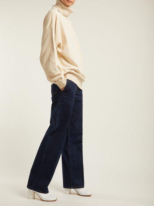 Photo of Straight Leg Jeans by Helmut Lang - shop Helmut Lang online sales