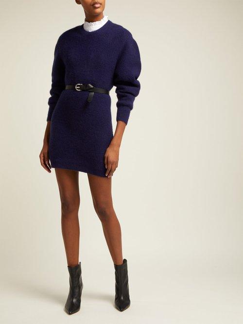 Sigrid Cashmere Knit Dress by Isabel Marant