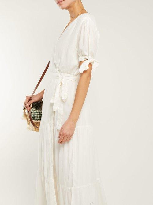 Emily Wrap Dress by Melissa Odabash