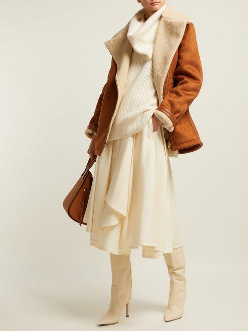 Faux Shearling Jacket by Stella McCartney