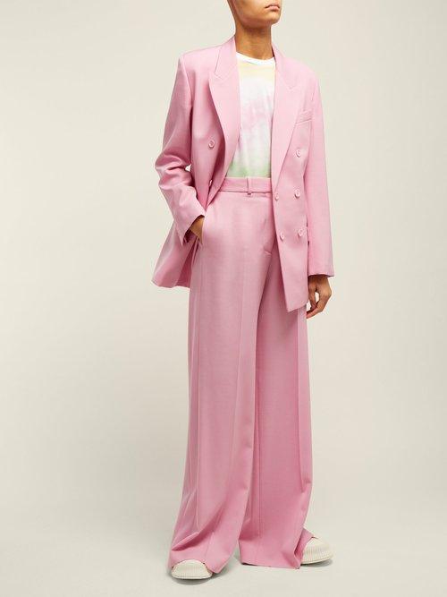 Tailored Wool Blazer by Stella McCartney