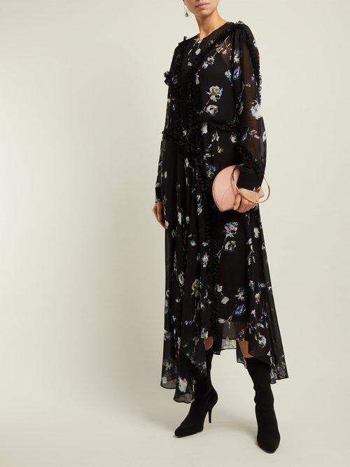 Sana Floral Maxi Dress by Preen Line