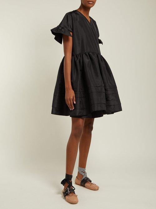 Prisca Satin Dress by Cecilie Bahnsen