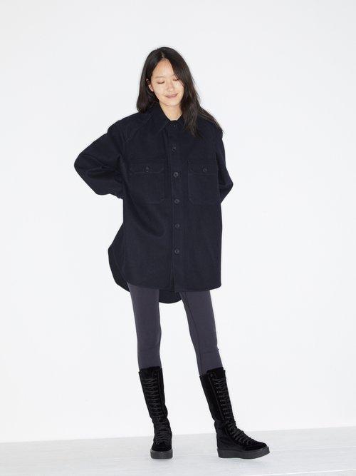 Army Wool Jacket by Raey