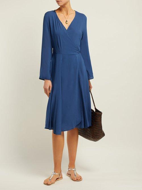 Bianca Wrap Sun Dress by Bower