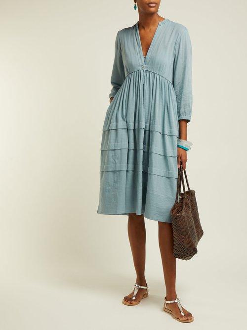 Nova Organic Cotton Sun Dress by Loup Charmant