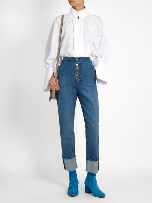 Cordova relaxed-leg jeans Ellery UOVwnA5PP