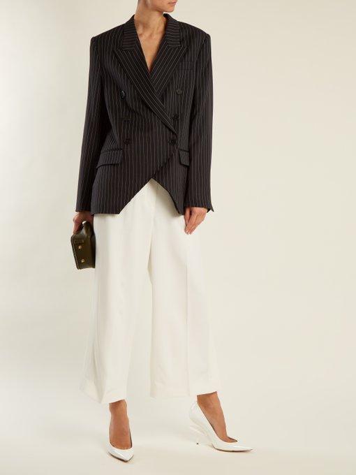 SPORTMAX Wide leg pants Giava trousers
