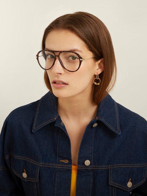 ade47bec2fef Meeyye Liya Tortoiseshell Glasses