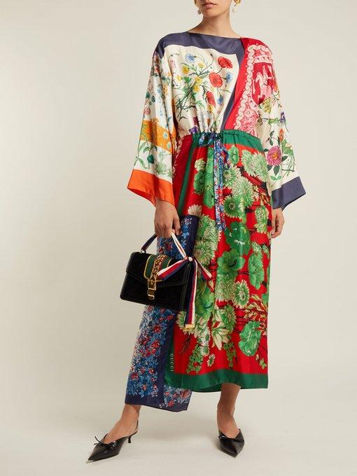 4172b2d13bc9 Gucci Sylvie small velvet shoulder bag. outfit 1215808