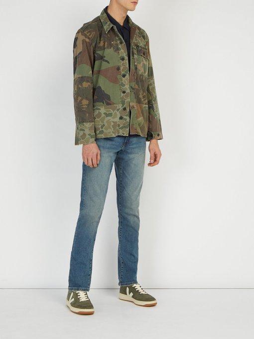 Veste en coton à imprimé camouflage | Polo Ralph Lauren