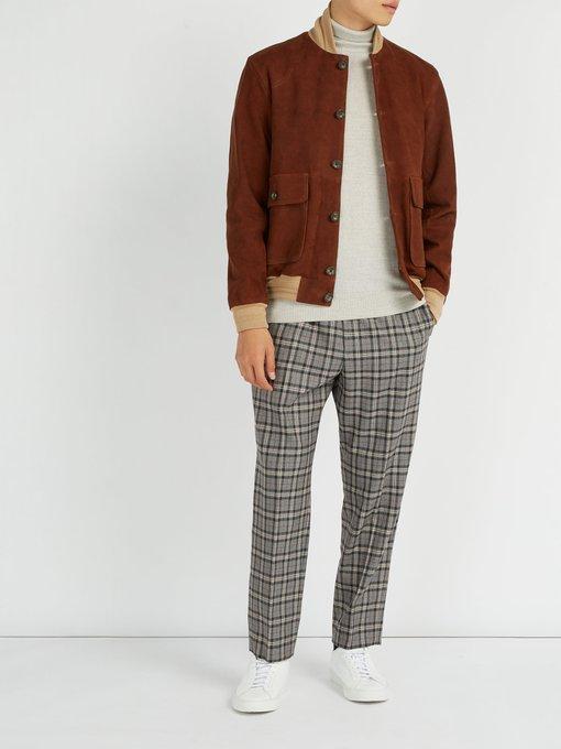 4a499df14 Merino wool roll-neck sweater | Oliver Spencer | MATCHESFASHION.COM AU