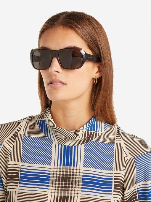 Soleil Eyewear Lunettes De AcétateCeline Rondes En WHEb2IeYD9