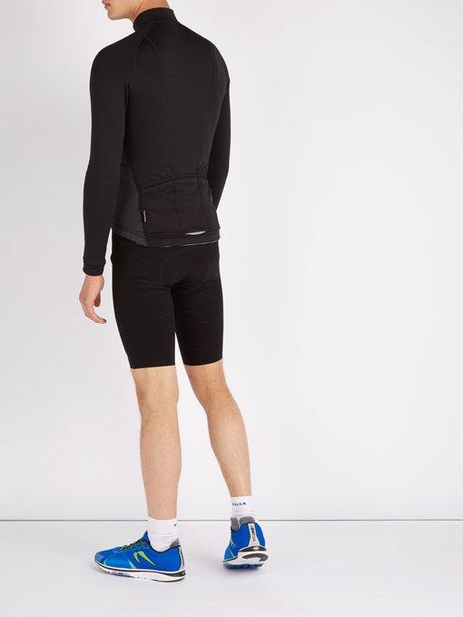 Café Du Cycliste Patricia windstopper jersey track top. outfit 1236517 6b5dec353
