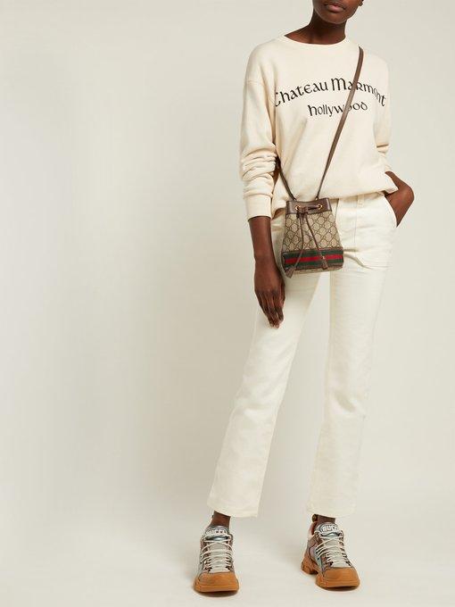 a9645ed3 Ophidia GG Supreme mini bucket bag | Gucci | MATCHESFASHION.COM UK