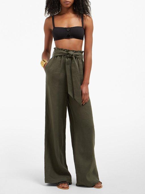 6ed9ead692 Skim Swell button-embellished bikini | Eres | MATCHESFASHION.COM JP
