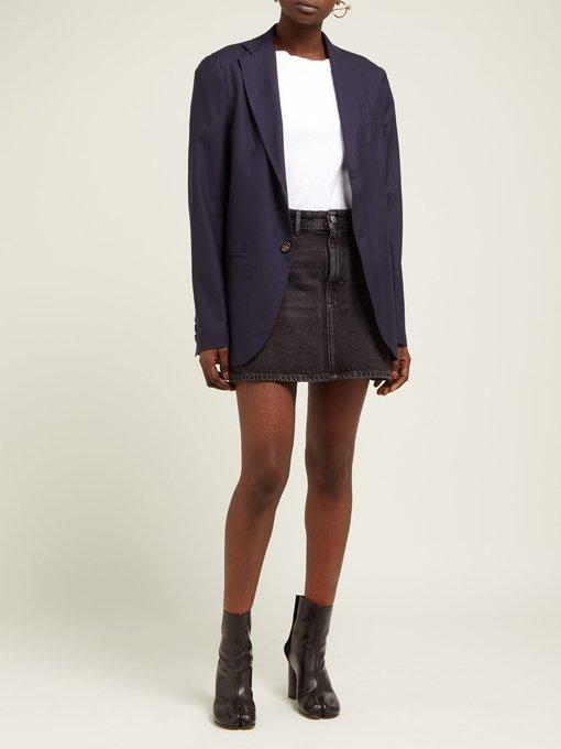 4addbb1b5d Denim mini skirt | Acne Studios | MATCHESFASHION.COM UK