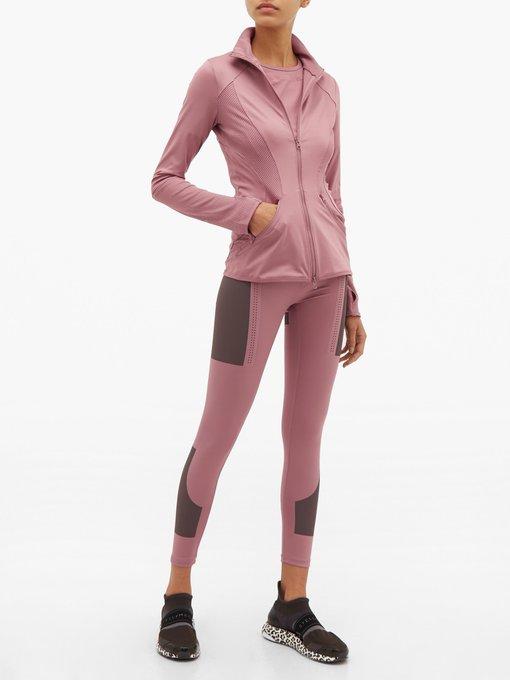 Adidas By Stella McCartney Legging de sport à empiècements
