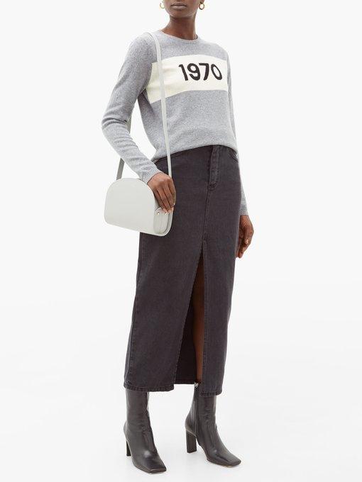 1970 intarsia cashmere sweater | Bella Freud | MATCHESFASHION US