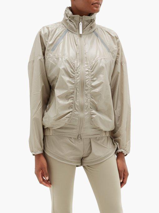 Veste imperméable zippée légère | Adidas By Stella McCartney