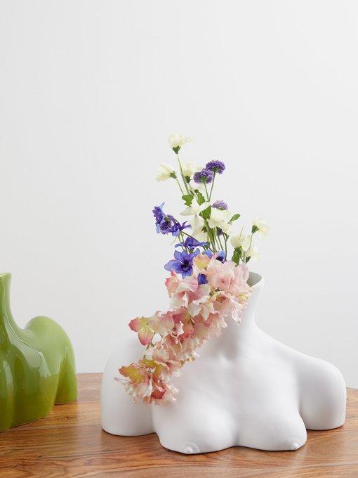 Anissa Kermiche breast vase
